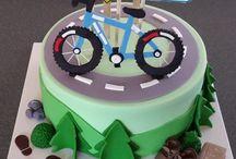 bike cake