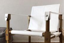 Dunlin Safari Chair / Safari Chairs by Dunlin