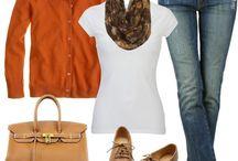Outfity - módní styly