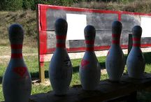 Pistol Range KCCL / The covered pistol range