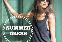 SI-MI SUMMER DRESS / www.si-mi.pl