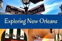 USA: The Deep South / Exploring the Southern States of Louisiana, Alabama, Tennessee, Mississippi, Georgia and South Carolina