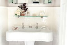 bathroom design / Vanities, toilets and tubs, oh my!