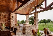 Outdoor Living Space / by K Hemmer