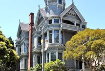 Victorians in San Francisco (work project)