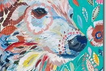 Patricia . Ilustraciones de animales .