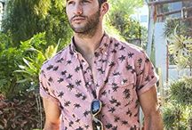 fun patterned shirts
