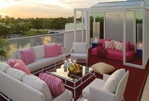 OUTDOOR / Ideas, tips and tricks for DIY outdoor patios and outdoor living.