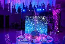 wedding party lights
