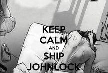 Fanstuff: Johnlock ❤️