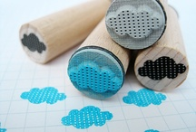 Rubber Stamps  / rubber stamps, stamps, handmade stamps