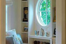 Window Reading corner