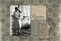 History Family / Scrapbooking