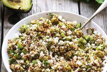 Comer, beber, amar - Cereales / Recetas de arroces y pastas