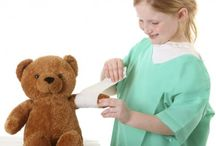 Paediatric First Aid with Riverside Cares  / Taught by highly experienced professionals on public dates in central london locations or in a setting of your choice on a date and at a time that suits you