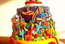 Yellow Submarine Cake - Beatles