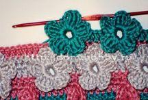 crochet stitch&patterns