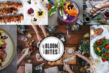 BloomBites Moodboards / Moodboards with and about BloomBites