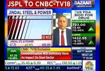 Jindal Steel & Power Ltd. Bazaar Corporate Radar - CNBCTV18