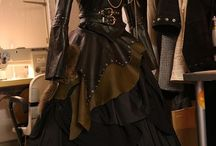 Steampunked stylie / steampunk masks, clothes and everything else!