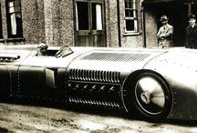Race Cars Story