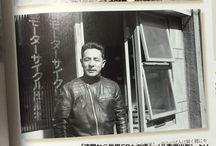 Shuichi NISHIYAMA / 西山秀一 MCFAJ事務局長として長くモータースポーツの普及に務める。 Mortorcycle Club Federation of All Japan