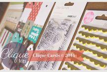 Clique Cards Holiday 2014