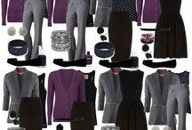 Inspiration til lærer-tøjstil. / Her jeg vil finde ideer til min tøjstil som lærer.