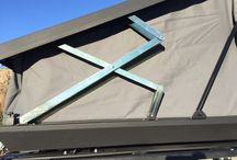 Roof Top Storage and Tents