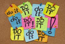 GTD / Pelo fim da procrastinação e por uma produtividade saudável!!!