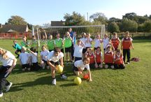 Girls Football Competitions / Summer 2014 Girls Football Tournaments