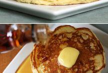 Breakfast / Buttermilk Pancakes