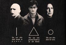 Scarlett's Harry Potter board