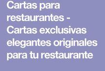 Cartas restaurant