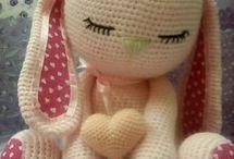 Animalitos al crochet