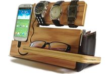 Wood holder inspriation borad