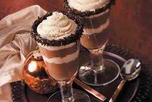 Mat/dessert/kaffi.
