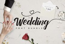 Fonts / check here for new bundles and freebies