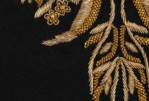 embroidery works