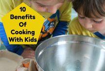 Kids in the Kitchen / by Joan Wilkes