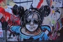 Love <3 Street Art / by Moe Germain