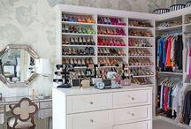 Closets / Dressing Room / Dresser