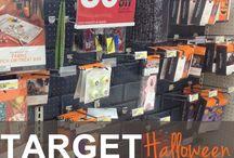 Target Halloween Board !!! / by Linda Tamayo