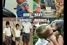 Militærhumor