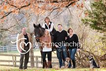 Photoshoot Inspo : Families & Horses Photography / Photography inspiration for equine photoshoots with the whole family.