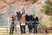 Photoshoot Inspo : Families & Horses Photography / Photography inspiration for equine photoshoots with the whole family.