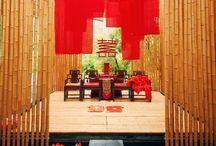 tea pai decoration