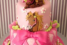 Mint and pink cowgirl birthday