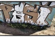 Street art Bidart