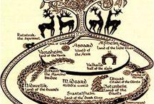 Mythological places